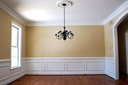 Baseboards, Crown Moldings, Casings, and Trim